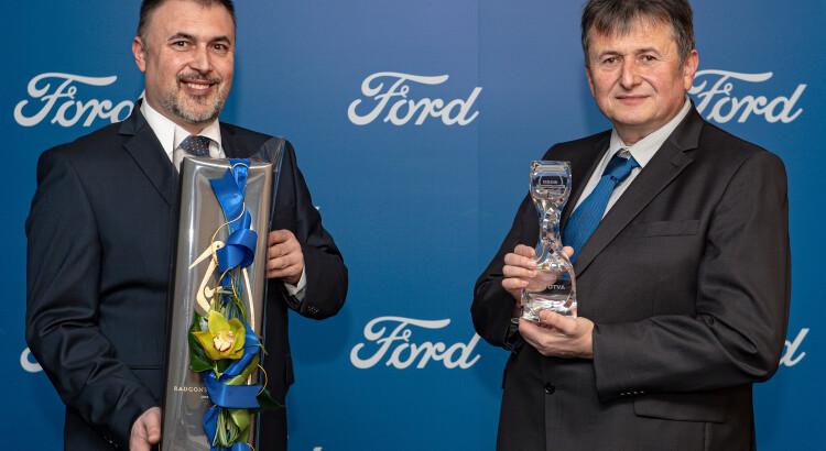 Damjan in DuÁan Rajh_Fordov trgovec leta 2020