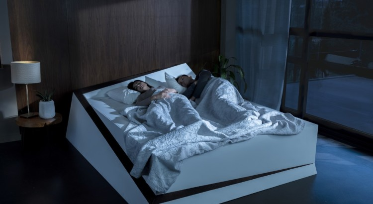 Smart Bed Rolls Selfish Sleepers Back into Place – Using Car T