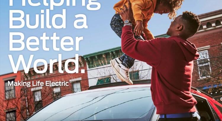 Building a Better World – Ford Announces Steps Towards Carbon