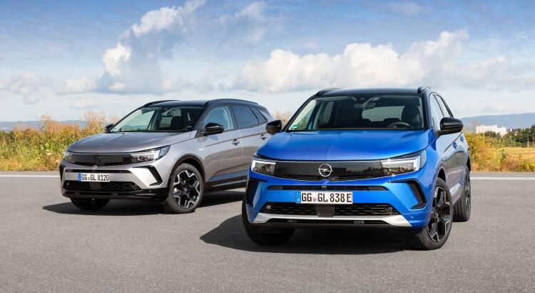The all-new Opel Grandland (2021)